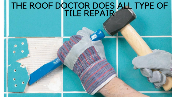 Australia Based Company Roof Doctors Is One Of The Best Roof Maintenance And Tite Repairs Company Tiled Roofs Problems Are C Tile Repair Repair Roof Problems