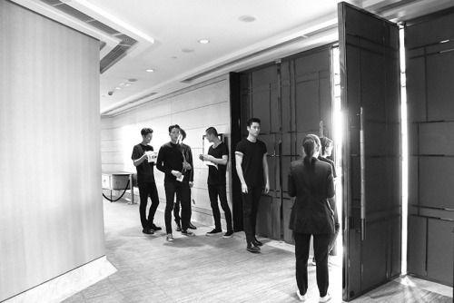 Dior Homme FW16. BTS.  menswear mnswr mens style mens fashion fashion style runway dior diorhomme