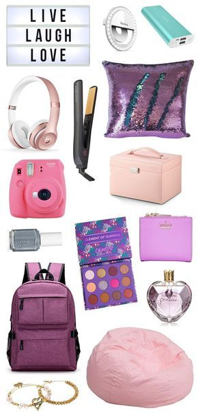 Christmas Gifts for 13 Year Old Girls Gift ideas Pinterest