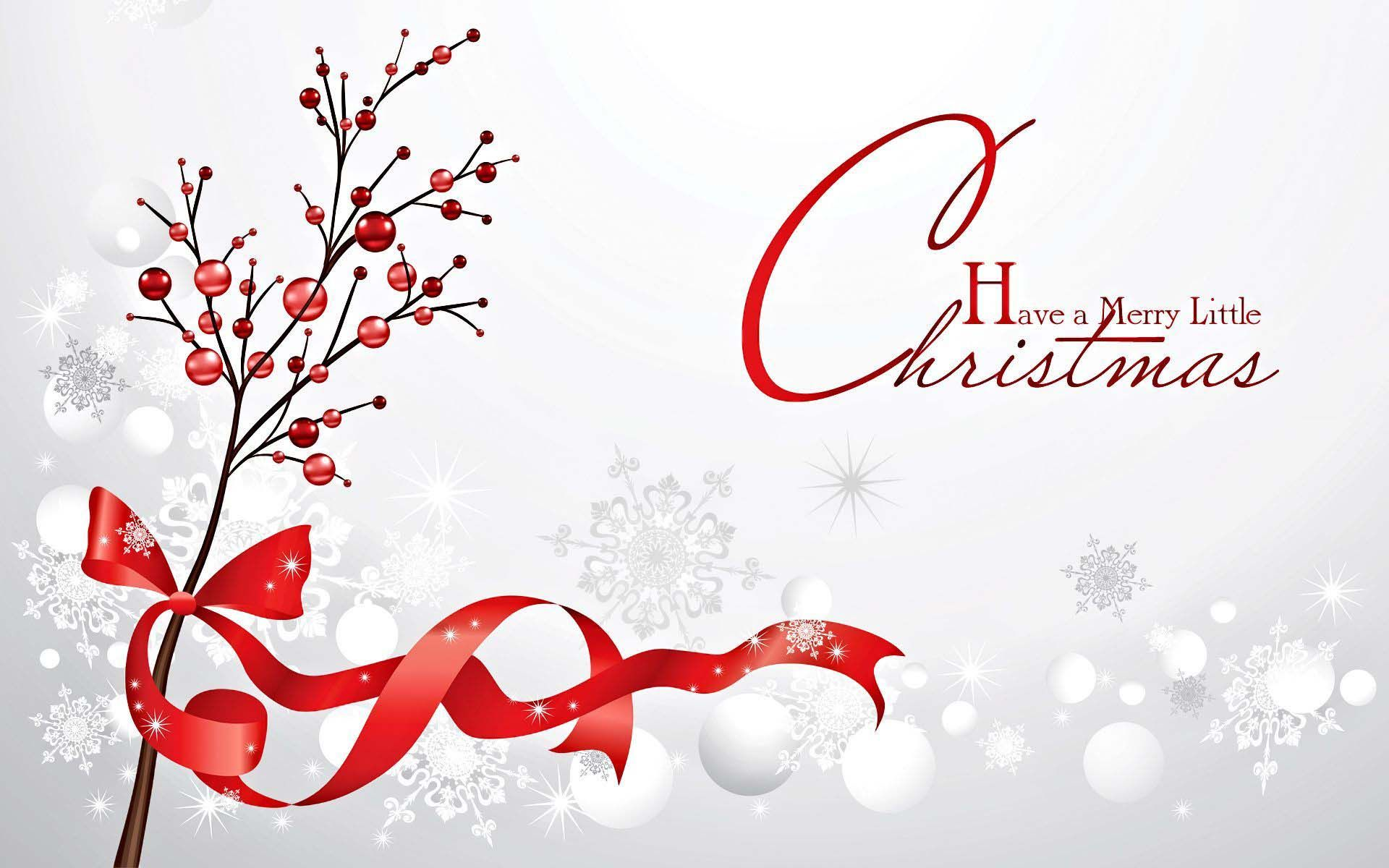 Merry Christmas Hd Wallpaper Free Download For Laptop Or Pc