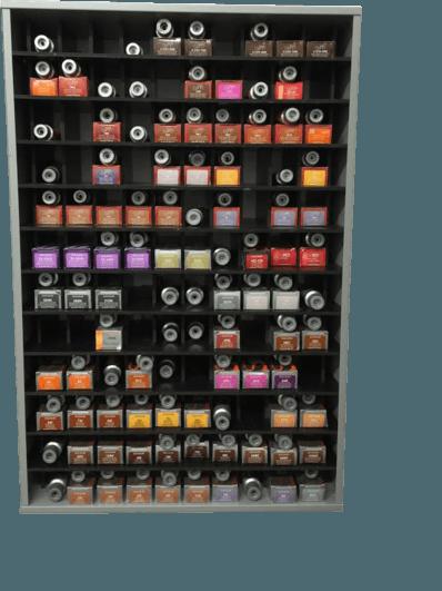 Hair Color Storage Rack Photo 7