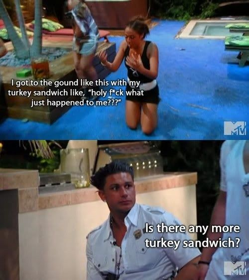 Jersey Shore Sammi Pauly D Lol Jersey Shore Quotes Pauly D