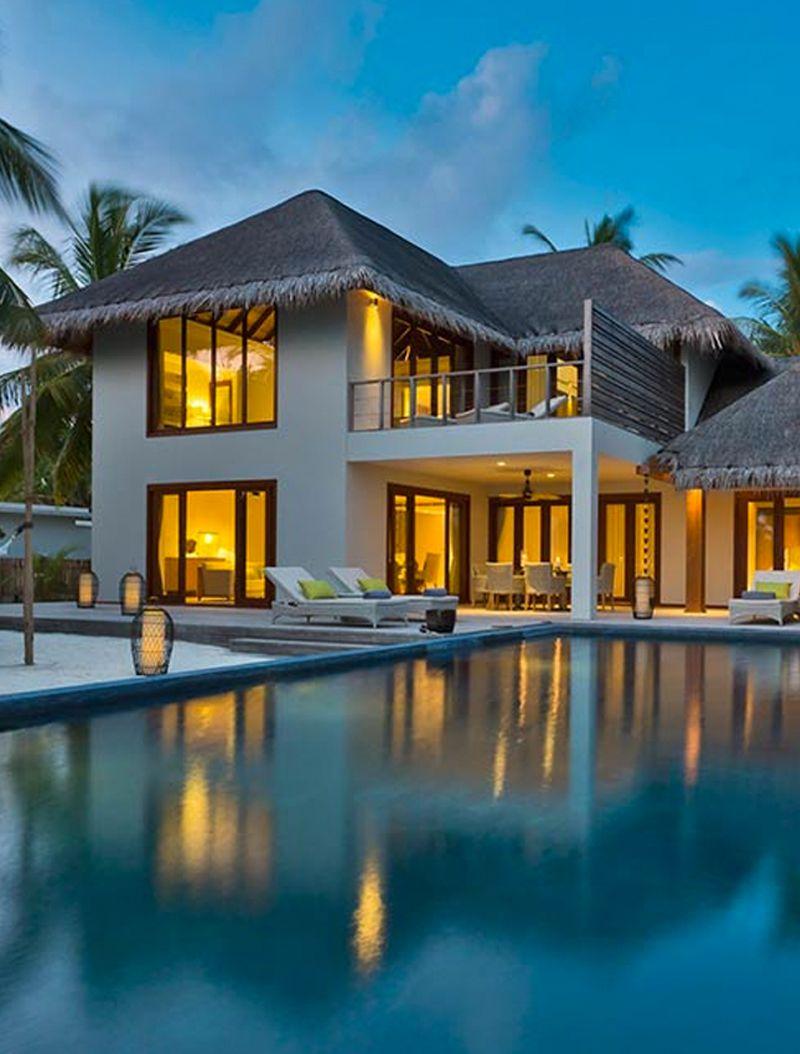 Dusit Thani Dream House Maldives Villas Maldives Resort