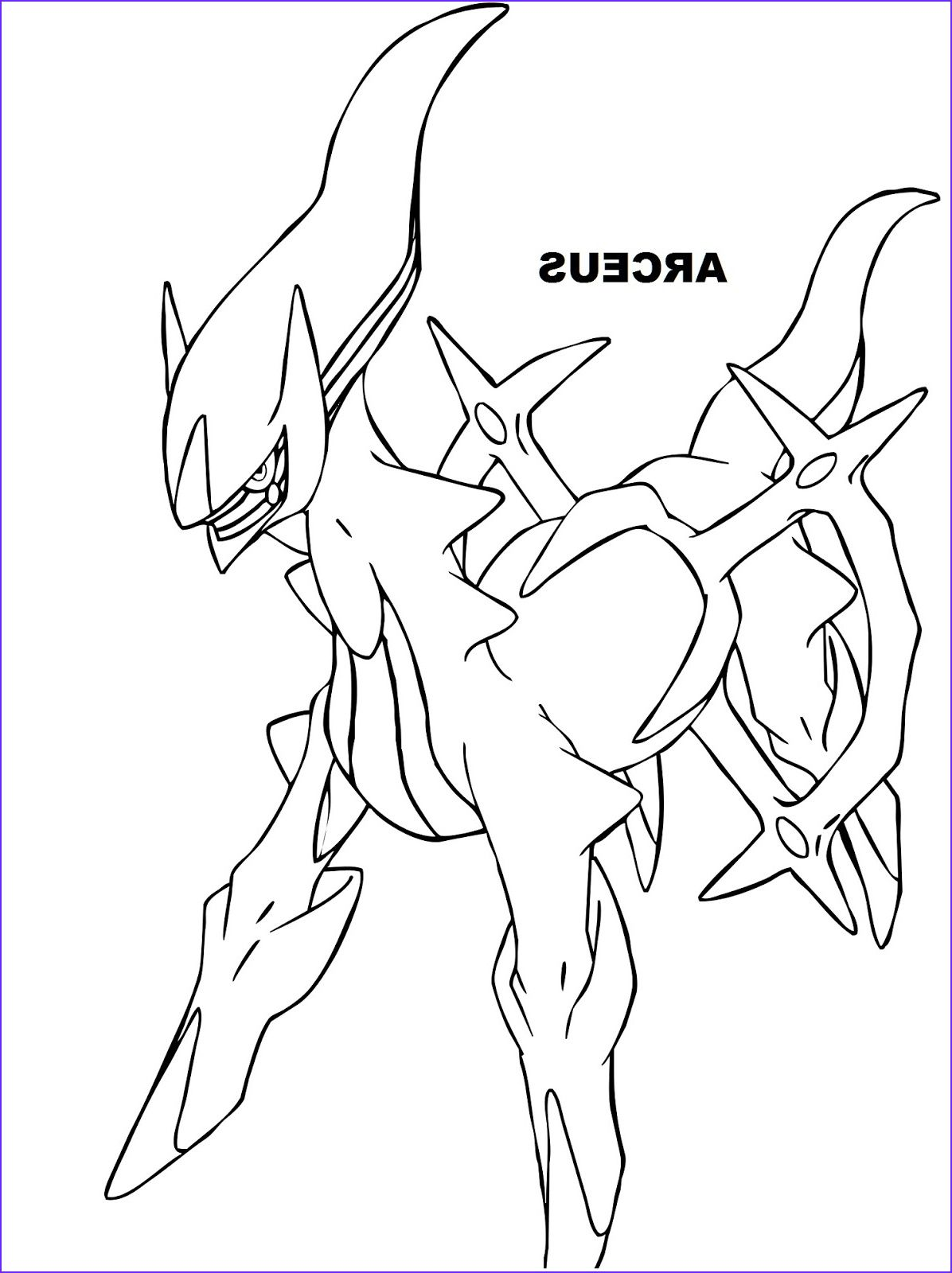 Free Legendary Pokemon Coloring Pages For Kids Pokemon Coloring Pages Pokemon Coloring Coloring Pages