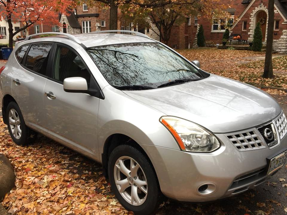 2010 Nissan Rogue St Louis, MO $9,000 105,000 Miles Automatic