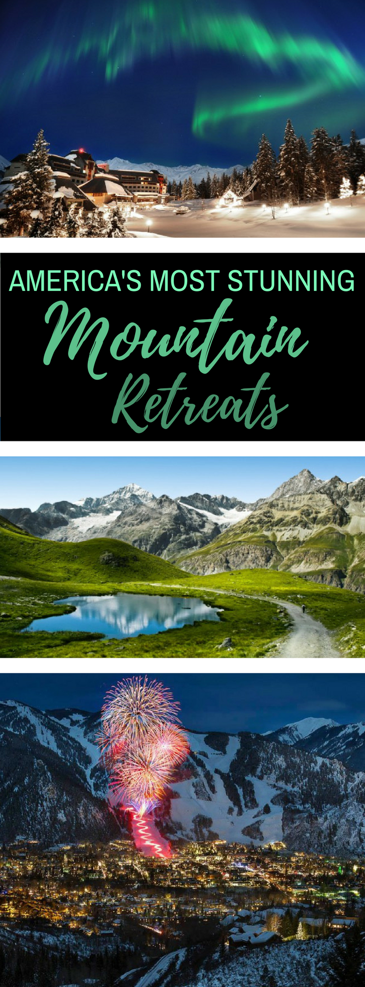 If you're craving a breathtaking escape, look no further than America's most talked-about mountain vacations! Plan your relaxing retreat at AmericanProfile.com