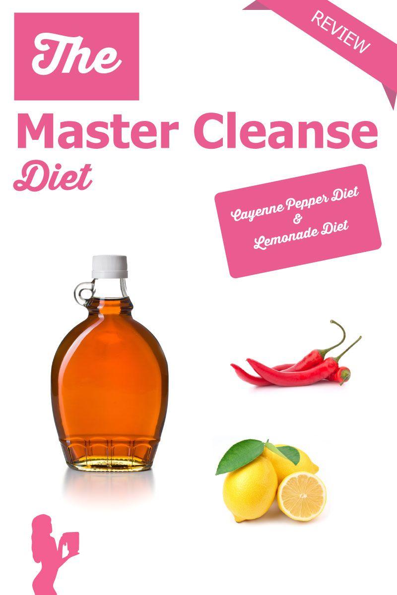 Master Cleanse: Mit Limo gegen die Kilos