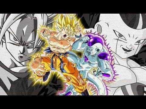 7 viên ngọc rồng siêu cấp | Goku VS Frieza - Nguồn sức mạnh vô tận của s.