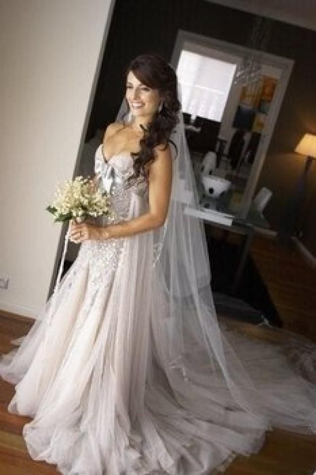 Gorgeous wedding gown... | Ball gowns | Pinterest | Gowns, Couture ...