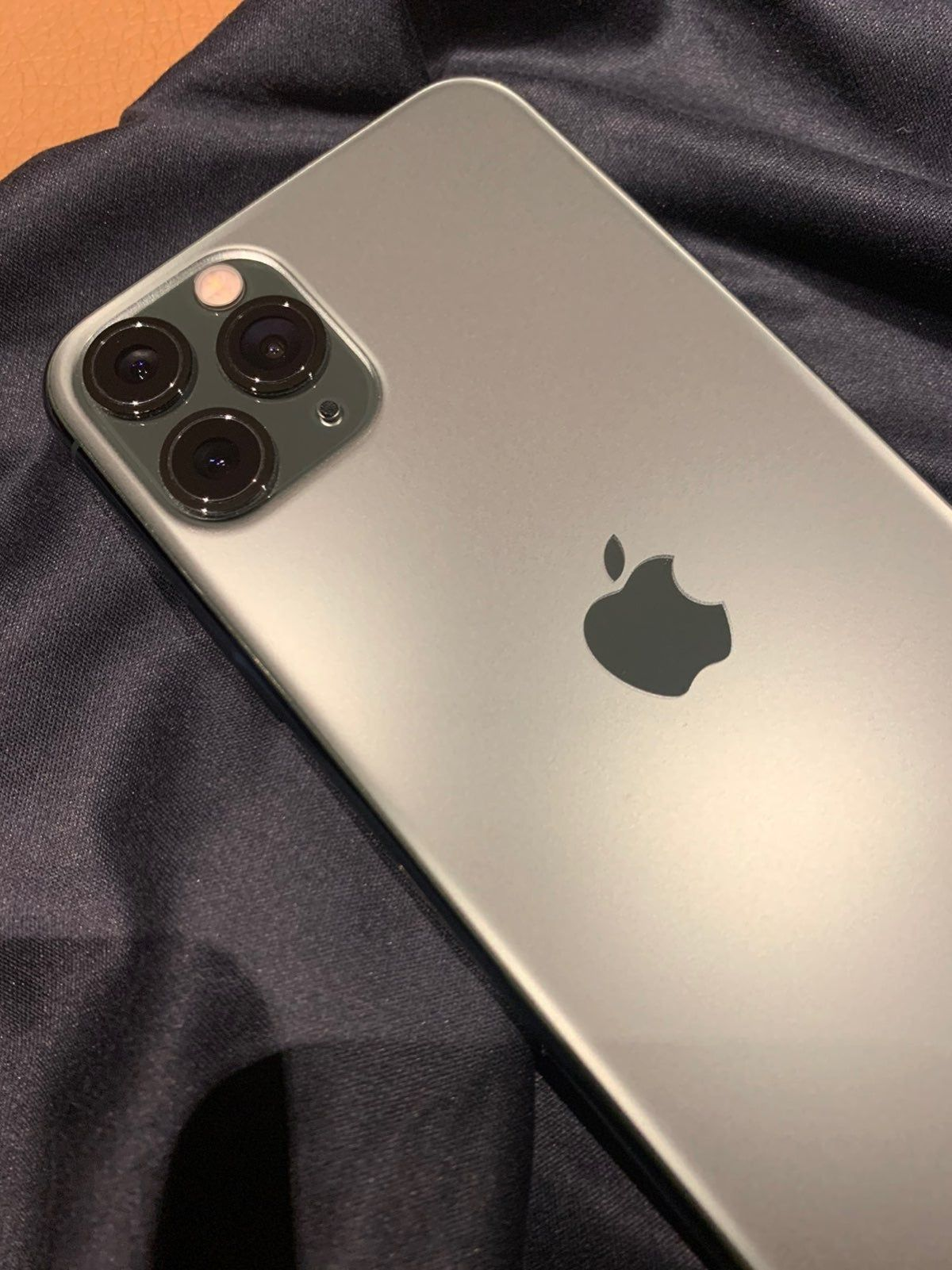 Iphone 11 Pro Midnight Green 256 Gb Veri Apple Iphone Accessories Iphone Iphone 11 Pro Midnight Green