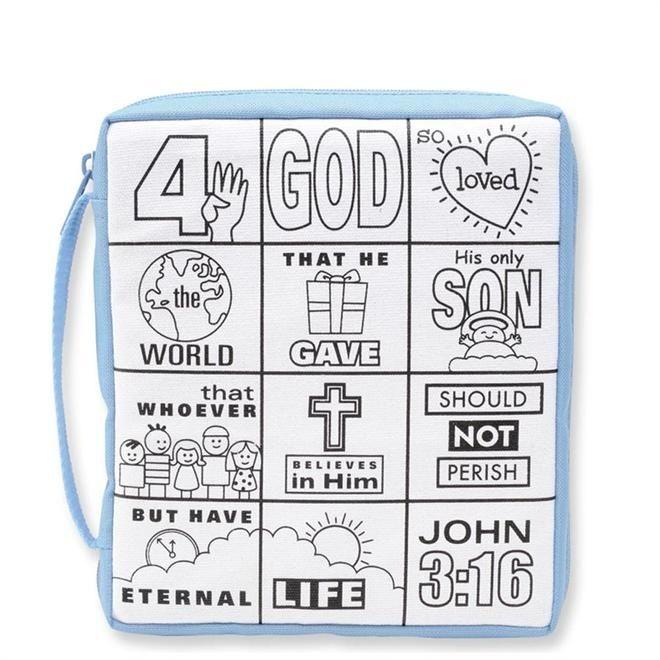 John 3 16 Bible Crafts