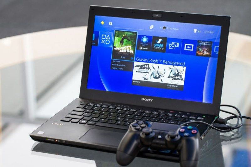 You Can Now Play PS4 Games on Your Mac Remote play, Ps4