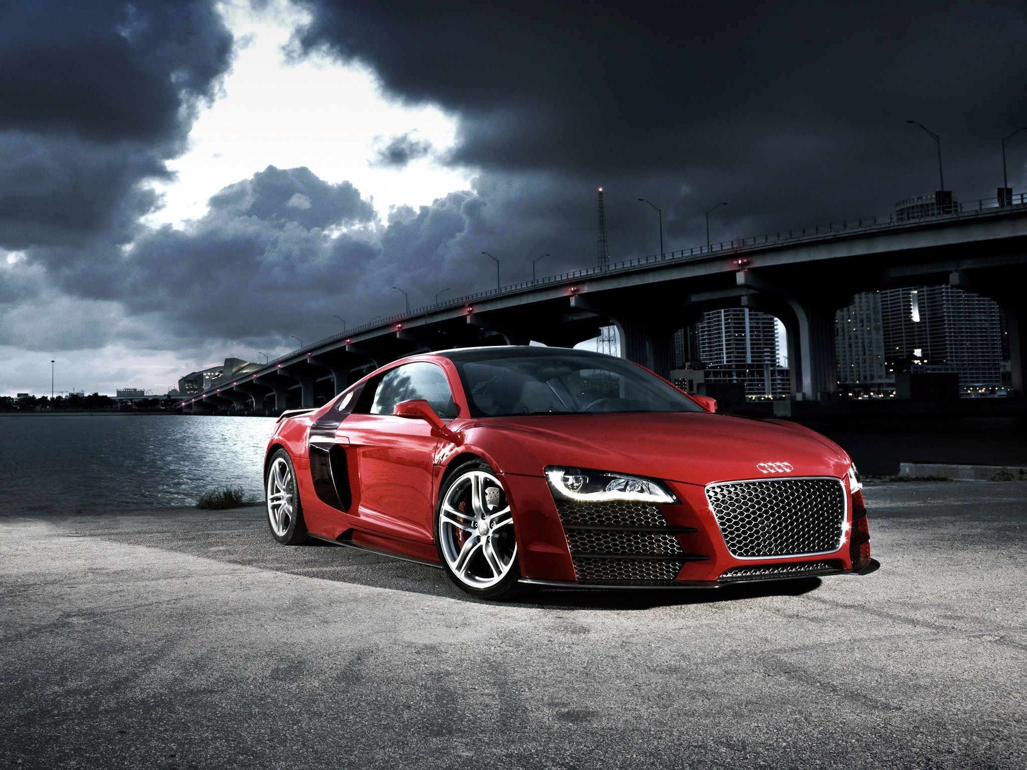 Audi Wallpaper Audi R8 Car Audi R8 Wallpaper Red Audi