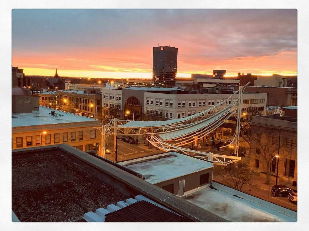 The sunsets alone should qualify Billings Montana for