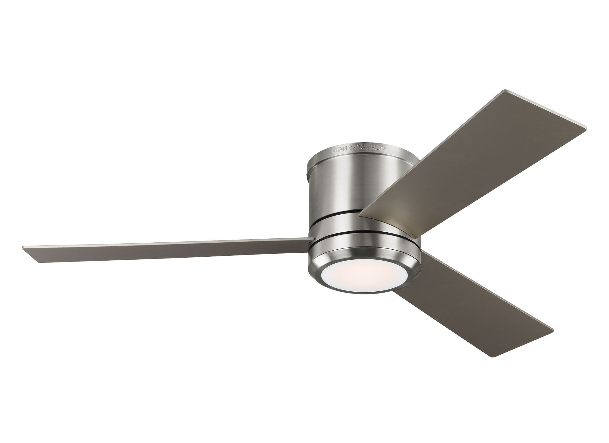 Clarity Max Ceiling Fan with Light is a larger and more powerful