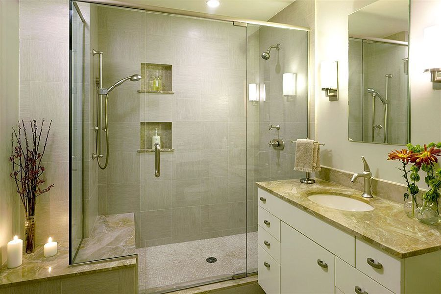 Homes In Orange County Kb Home Modern Master Bathroom Bathrooms Remodel Contemporary Bathrooms