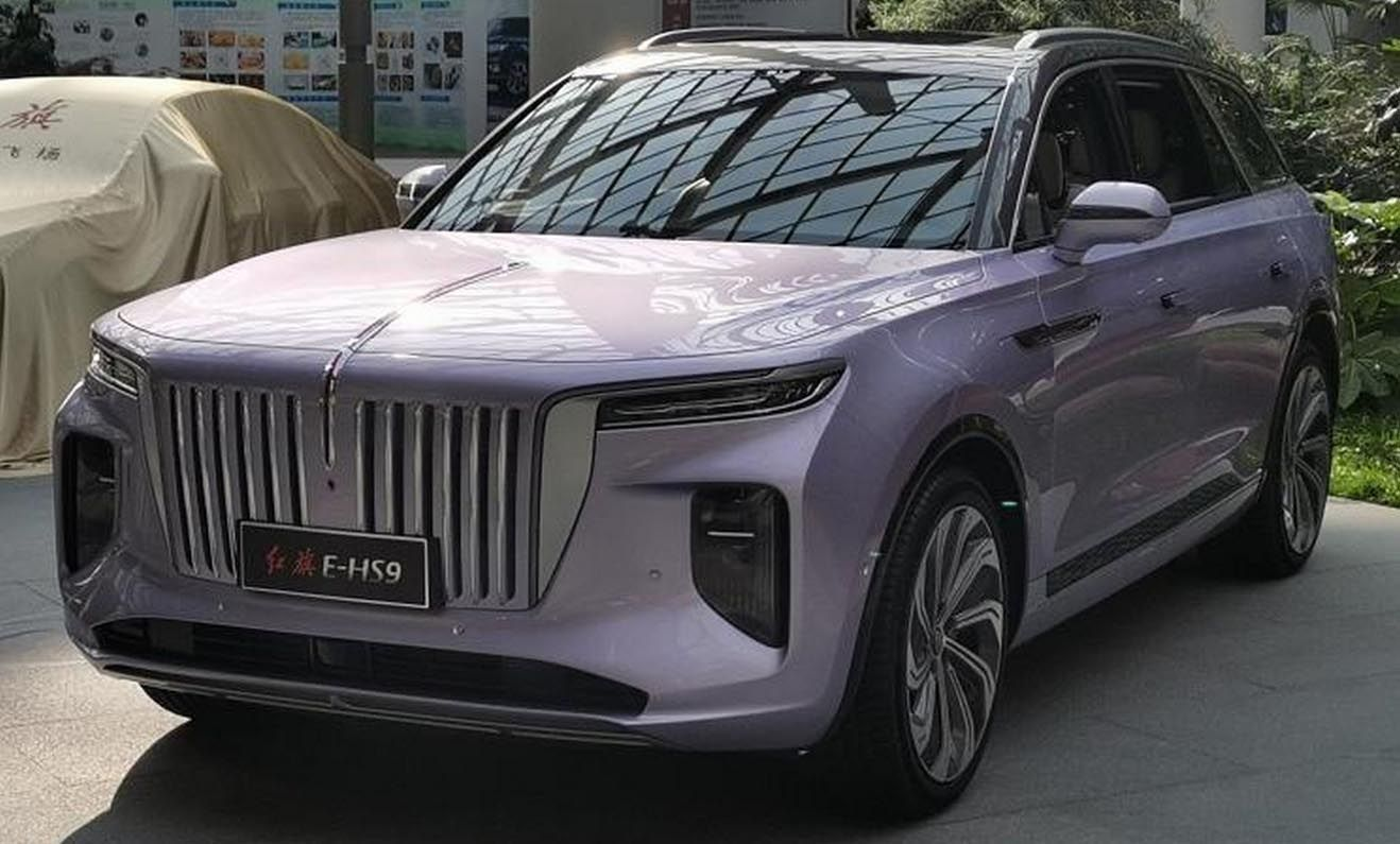هونغ تشي إي أتش أس9 الجديدة بالكامل 2021 أفخم سيارات الدفع الرباعي الصينية على الاطلاق موقع ويلز Car Sports Car Suv Car