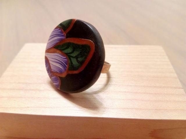 Anillo handmade