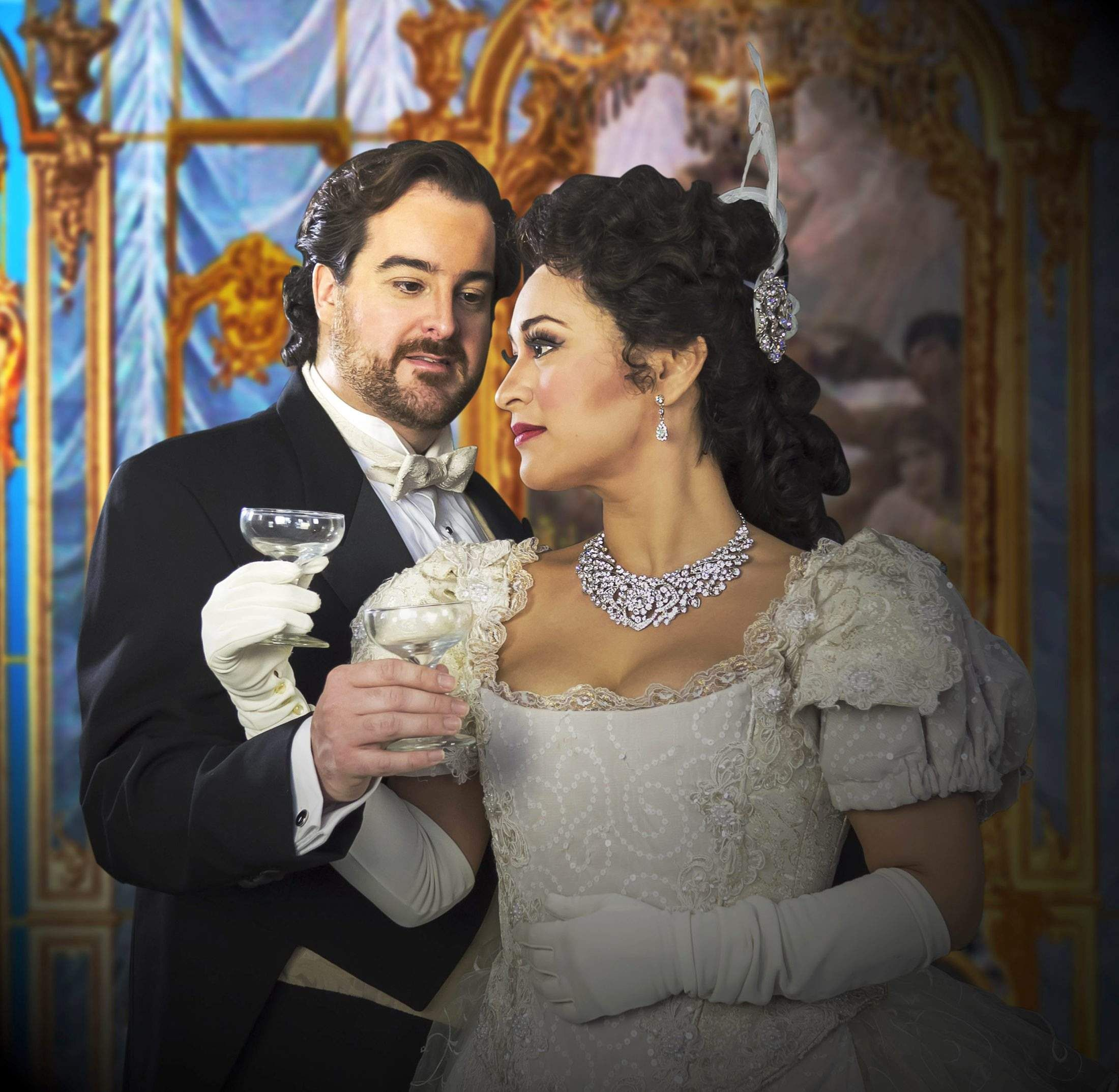 """Feature in Fairfax Times: """"It's the ultimate art form — opera. At least that's the opinion of Rolando Sanz, the nationally acclaimed, locally born opera singer who will debut with the Virginia Opera as the lead male role in the opening of Giuseppi Verdi's """"La Traviata."""" Sanz, a Rockville, Md., native, will play the tenor role of bourgeois Alfredo Germont, and to hear him speak of it in the buildup to the show is akin to hearing a man profess a love that's still fresh. """"It's the water I drink…"""
