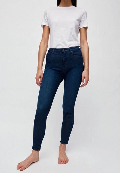 Photo of ARMEDANGELS – TILLAA X STRETCH – Damen Skinny Fit Mid Waist   Avocadostore