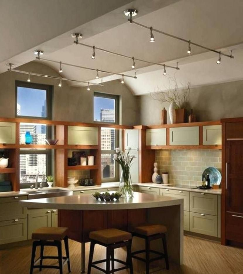 Best Track Lighting Track Lighting Kitchen Vaulted Ceiling Lighting Industrial Style Kitchen