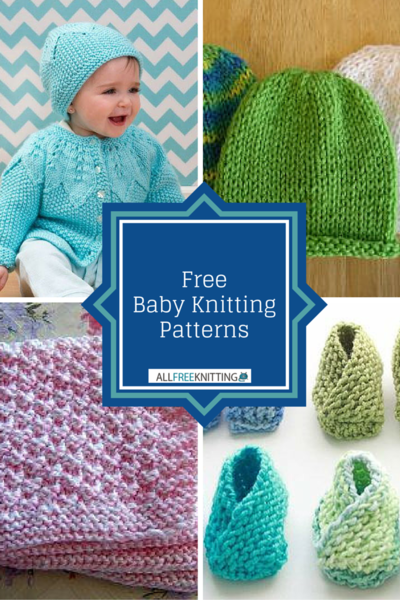 75 Free Baby Knitting Patterns Free Baby Knitting Patterns