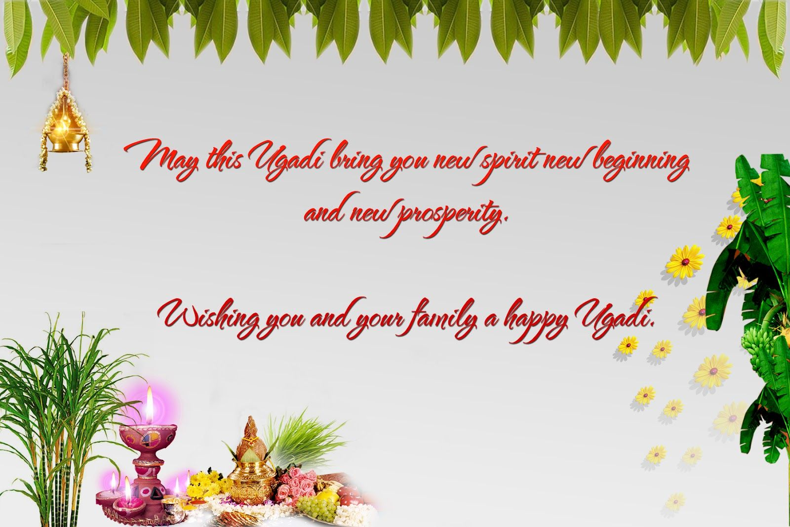 Ugadi Greeting Cards Free Large Images Stuff To Buy Pinterest