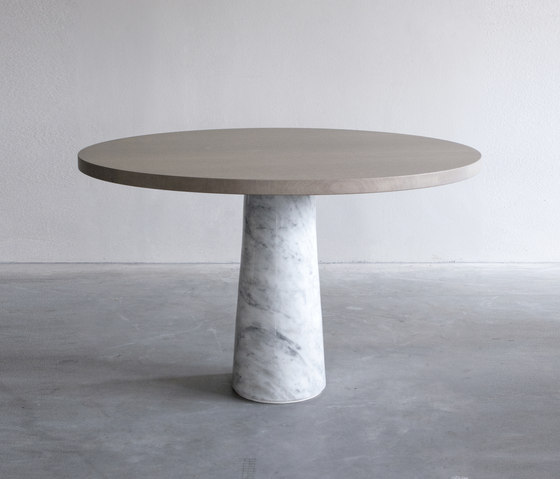 Stone Table Dining Tables From Van Rossum Architonic In 2020