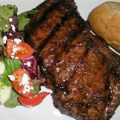 Best Steak Marinade in Existence #steakmarinaderecipes