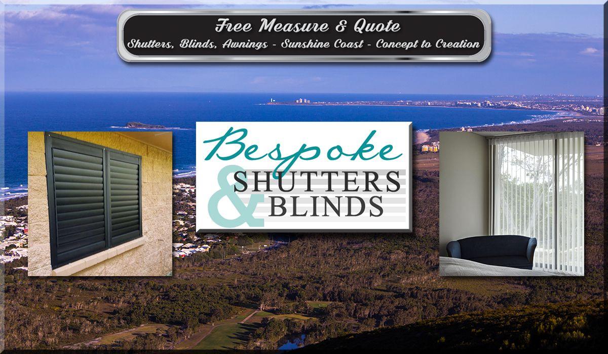 Blinds & Shutters Sunshine Coast   Shutter blinds, Awnings ...