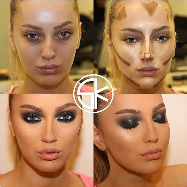 These insta makeovers will make you insta impressed makeup these insta makeovers will make you insta impressed refinery29 http publicscrutiny Choice Image
