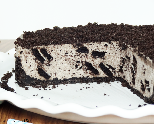 No Bake Oreo Cheesecake Oreo cheesecake Oreo and Cheesecakes