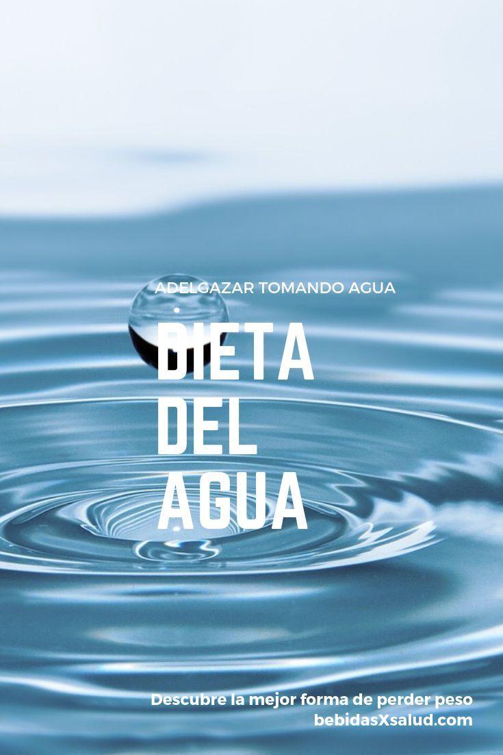 App para adelgazar tomando agua