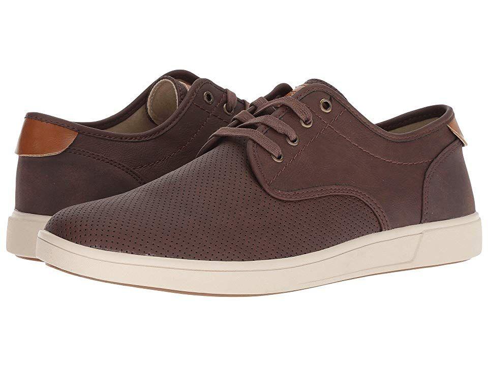 bf134652042 Steve Madden Flyerz (Cognac) Men's Lace up casual Shoes. The Steve ...