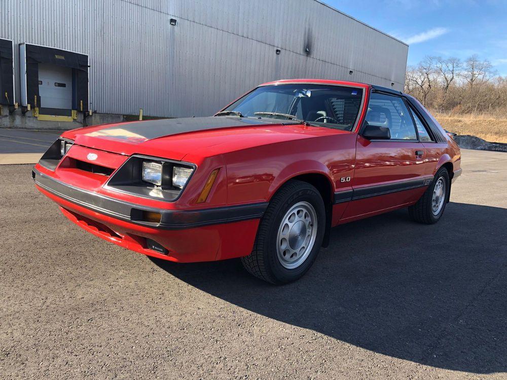 eBay: 1985 Ford Mustang GT 1985 Mustang GT T-top 5spd #fordmustang #ford | Ford mustang gt ...