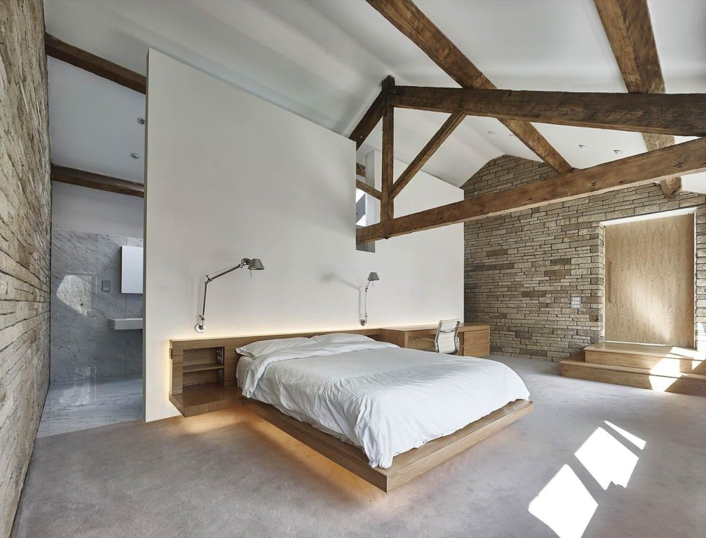 House 141 Minimalist Bedroom By Andrew Wallace Architects