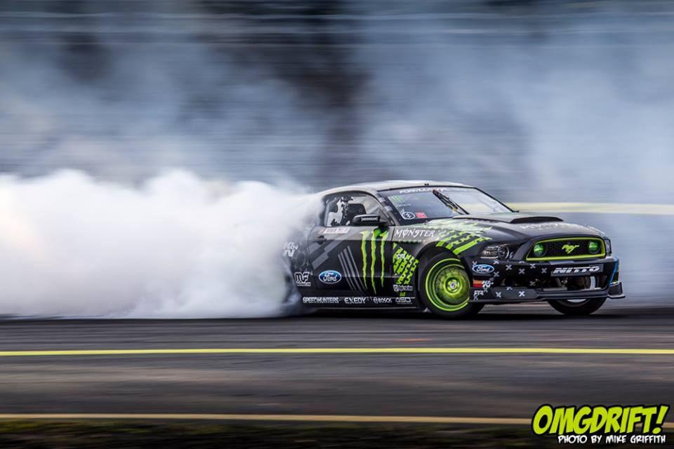 Pin Di My Favorite Drifter Vaughn Gittin Jr Nitto Tire Monster Energy Ford Mustang Rtr