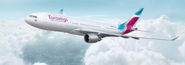 Eurowings startet Saisonale Flüge nach Ohrid ab Düsseldorf