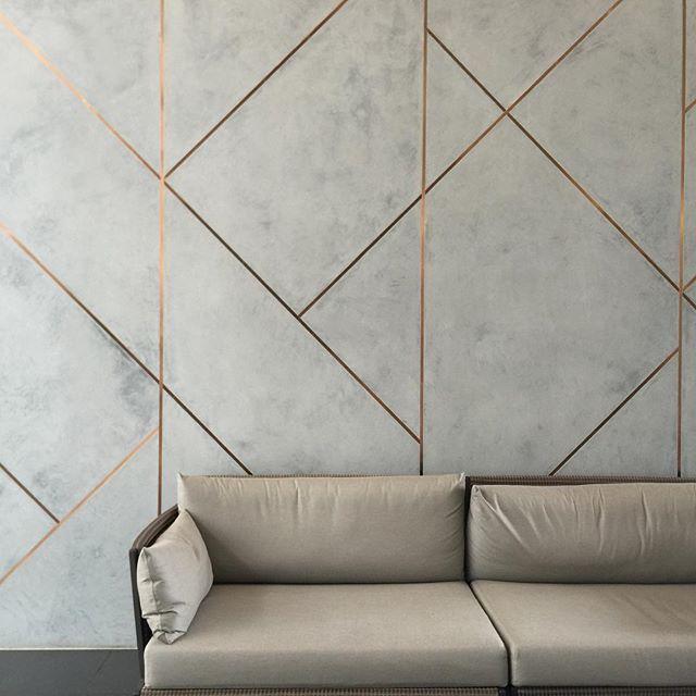 Modern Wall Plaster Design Image Singapore