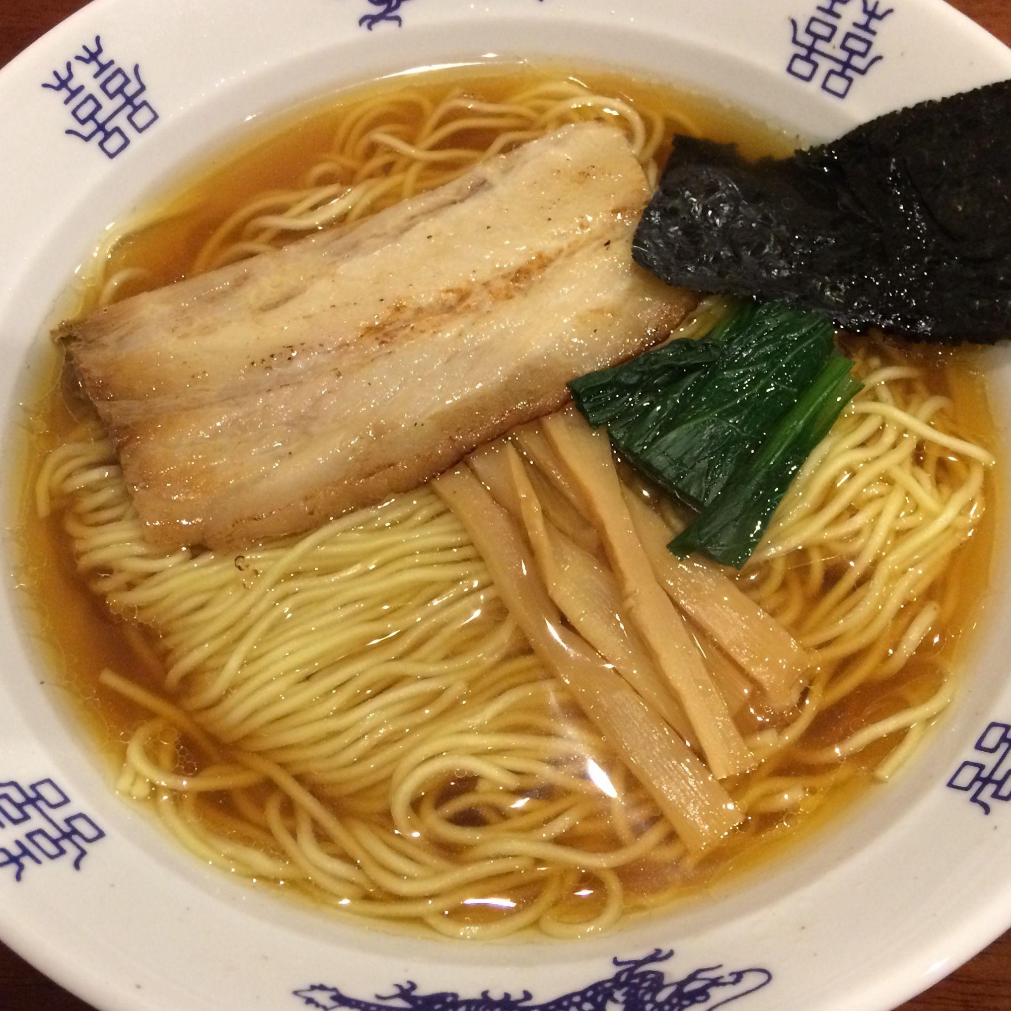 一徳のらーめん醤油 細麺 料理 レシピ アジア料理 レシピ