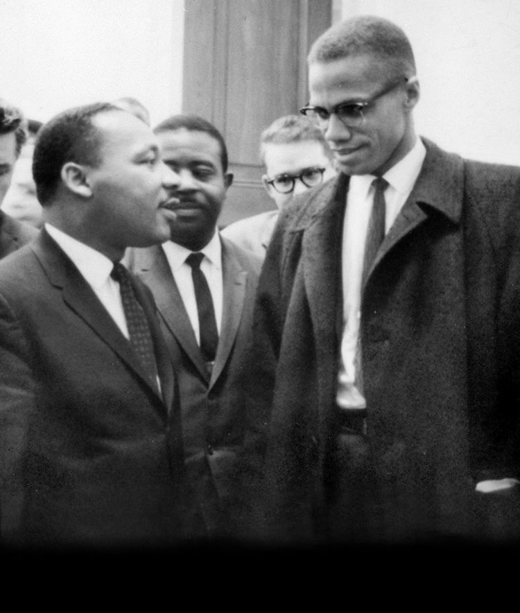 How Are Martin Luther King Jr And Malcolm X Alike Black History Month Lessons Malcolm X African American History