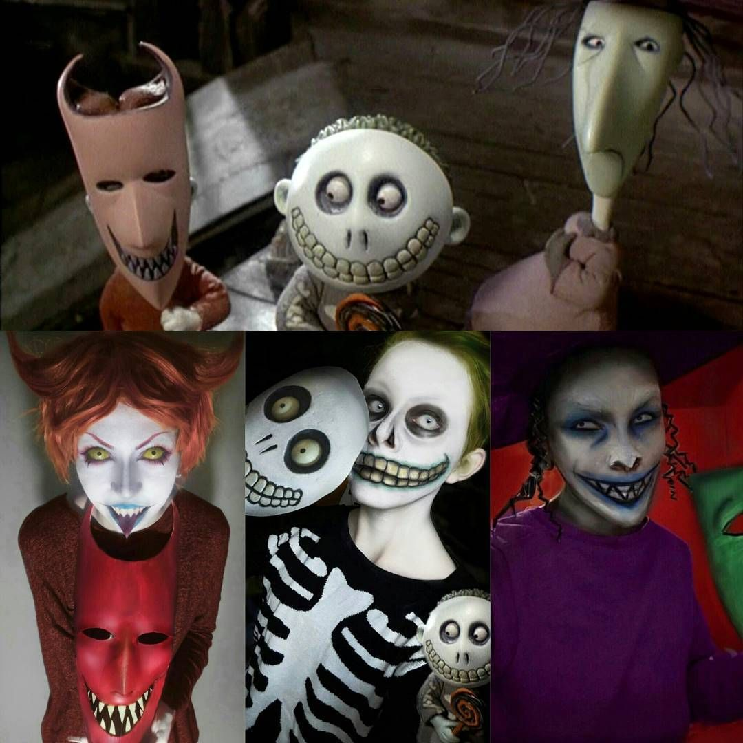 DIY Group Costumes for 3 | maskerix.com