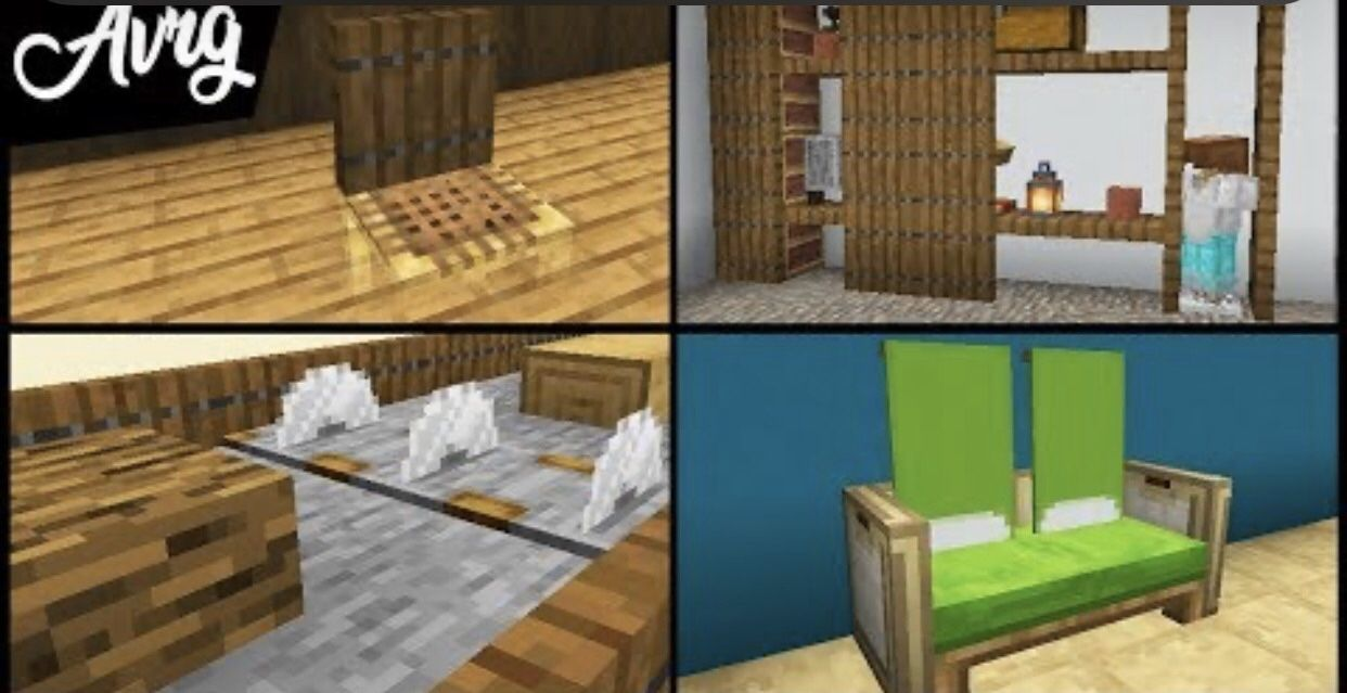 Pin By 𝘏𝘢𝘯𝘯𝘢𝘩 𝘉𝘢𝘯𝘢𝘯𝘢 On Minecraft Minecraft Decoration Ideas Minecraft Room Decor Minecraft Decorations