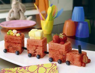 ideas para tus fiestas infantiles ideas para mesa nutritiva parte