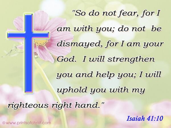 Our Almighty Father's promise -unbreakable covenant- to us!