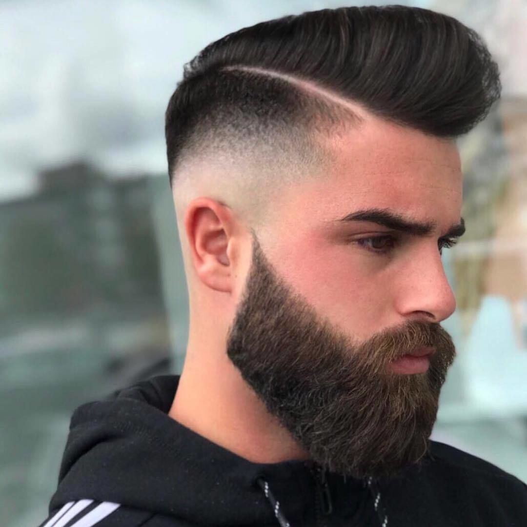 New] The 10 Best Hairstyles for Men (in the World) | Hairstyles for Men  With Curly Hair Short Medium Ba… | Cool hairstyles for men, Beard haircut,  Haircuts for men
