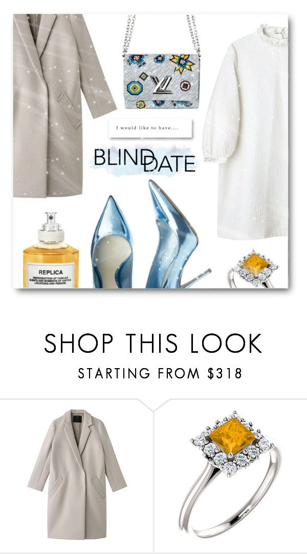 """""""Dress to Impress: Blind Date"""" by plnzh ❤ liked on Polyvore featuring Void"""