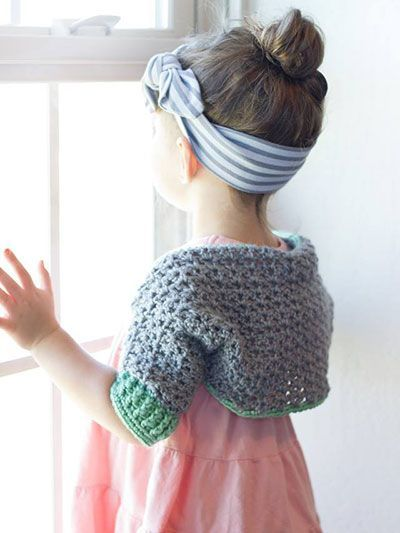 Crochet  Children & Baby Patterns  Wearables Patterns  Amore Shrug  girls 4-  2019  Crochet  Children & Baby Patterns  Wearables Patterns  Amore Shrug  girls 4-6 yrs.- CROCHET  easy  The post Crochet  Children & Baby Patterns  Wearables Patterns  Amore Shrug  girls 4-  2019 appeared first on Scarves Diy.
