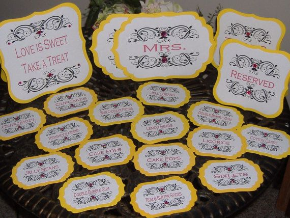 wedding signs candy buffet signature drink cigar by wreathartist 2500 candy bar poemscandy