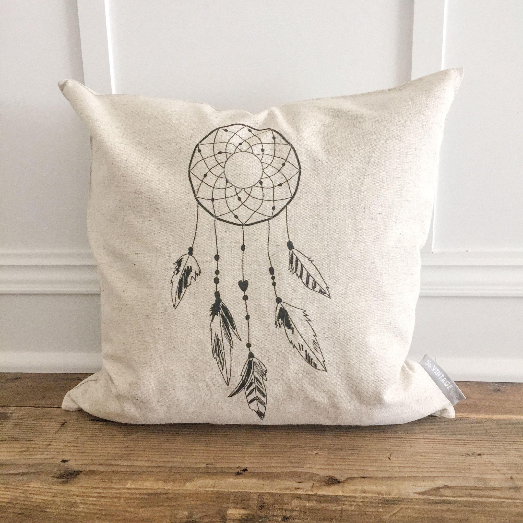 Description details enhance your living space with a pillow cover